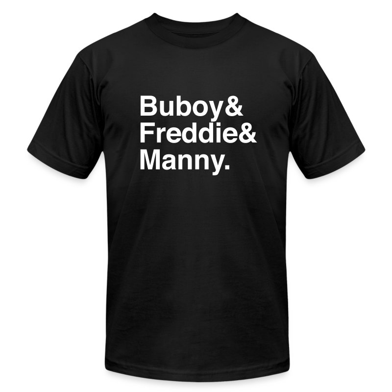 Manny Pacquiao Corner - Men's Fine Jersey T-Shirt
