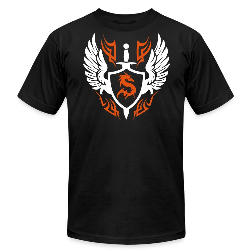 Cool warrior shield design 1 t shirt spreadshirt Cool design t shirt