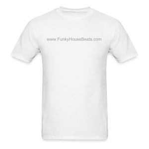 FunkyHouseBeats Lightweight cotton T-Shirt - Men's T-Shirt