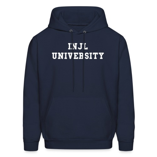 INJL University Graduate Sweater - Men's Hoodie