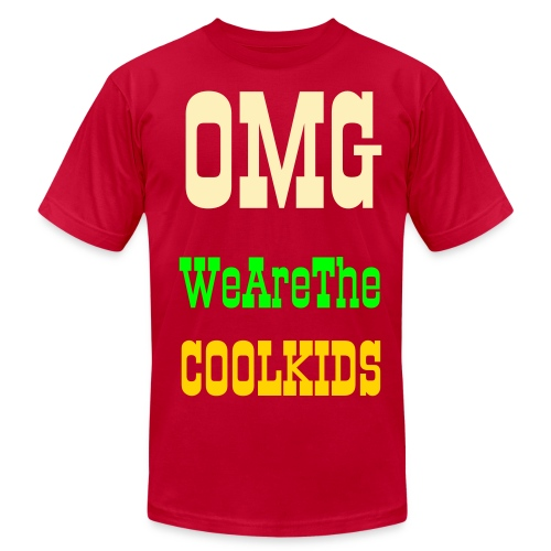 WeAreTheCOOLKIDS - Men's Fine Jersey T-Shirt