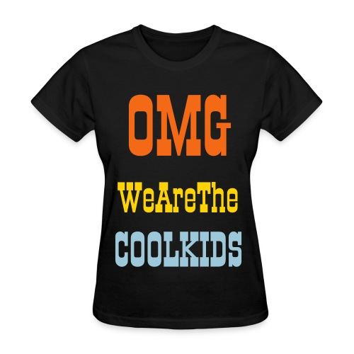 WeAreTheCOOLKIDS - Women's T-Shirt