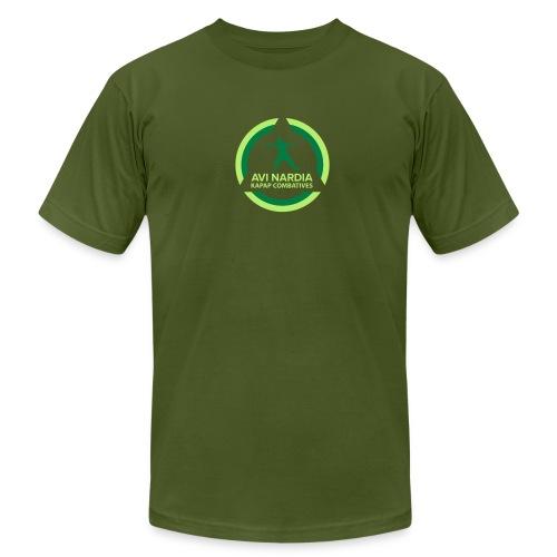 Avi Nardia Kapap Combatives - Men's Fine Jersey T-Shirt