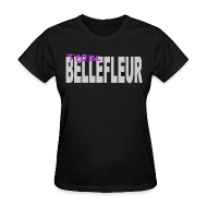 T-Shirts ~ Women's T-Shirt ~ Team Bellefleur - Women's