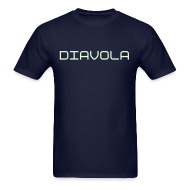 T-Shirts ~ Men's T-Shirt ~ Diavola
