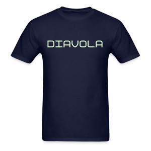 Diavola Glow Mens T-Shirt - Men's T-Shirt