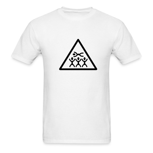 Crowd Surfer T-Shirt - Men's T-Shirt