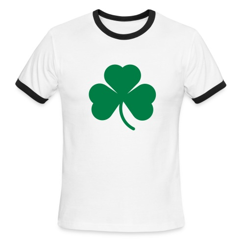 Lucky shirt - Men's Ringer T-Shirt