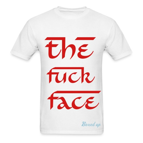 the not so north face - Men's T-Shirt