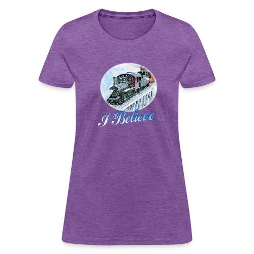 I BELIEVE T-Shirt - Women's T-Shirt