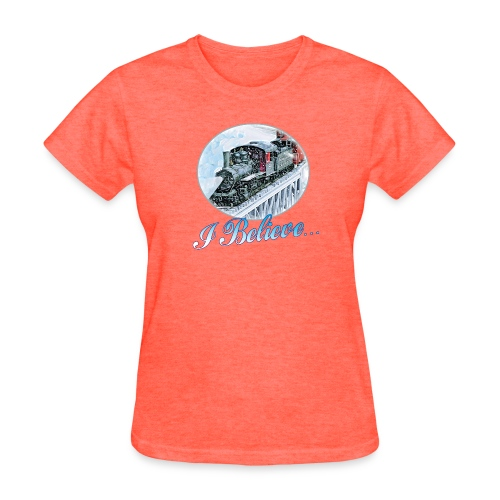 I BELIEVE T-Shirt - Women's T-Shirt