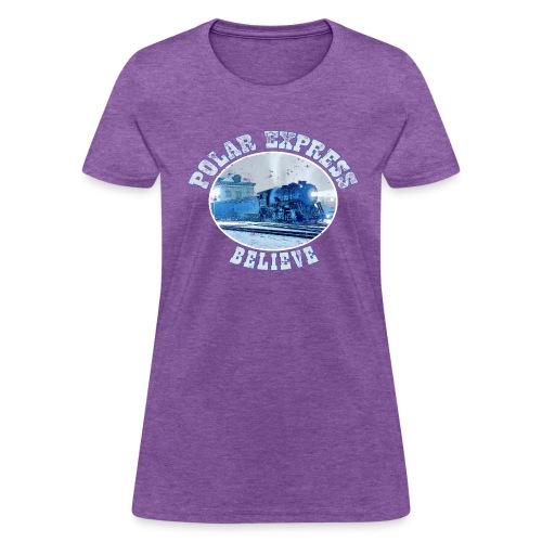 POLAR EXPRESS Vintage T-Shirt Women's - Women's T-Shirt