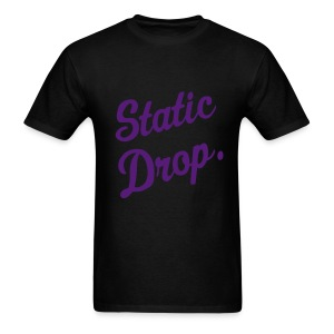 Static Signature - Men's T-Shirt