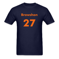 T-Shirts ~ Men's T-Shirt ~ Browshon