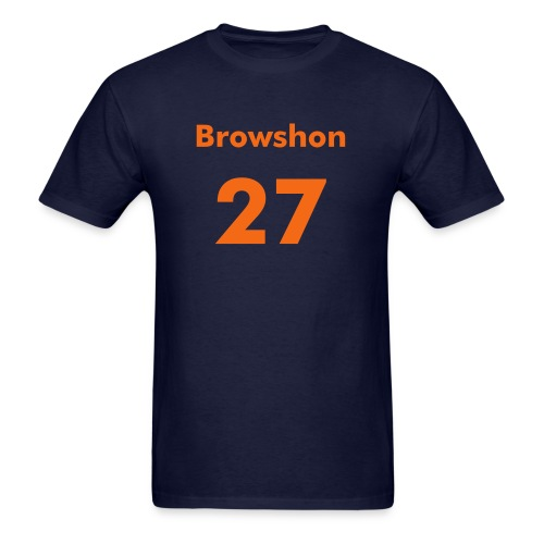 Browshon - Men's T-Shirt