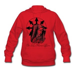 Our Lady of Perpetual Confusion Women's Pullover Hoodie - Women's Hoodie
