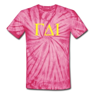 GDI shirt one - Unisex Tie Dye T-Shirt