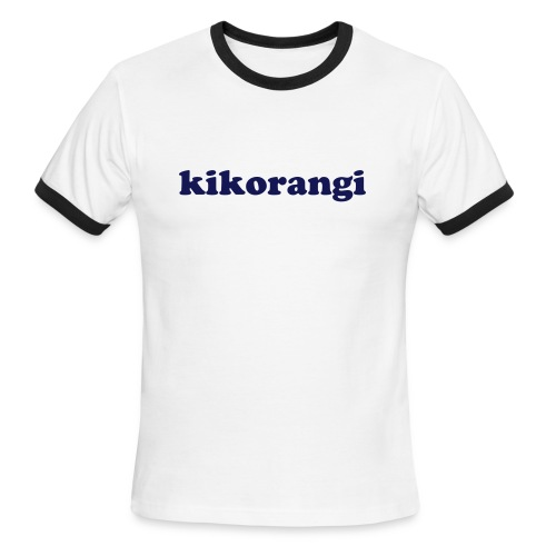 kikorangi - Men's Ringer T-Shirt