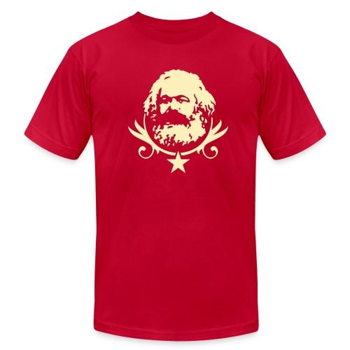 Karl Marx Jersey Tee Shirt - Men's Fine Jersey T-Shirt