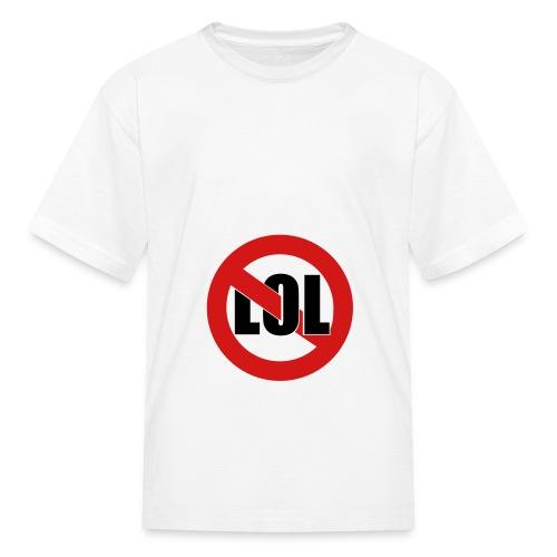 LOL T-Shirt - Kids' T-Shirt