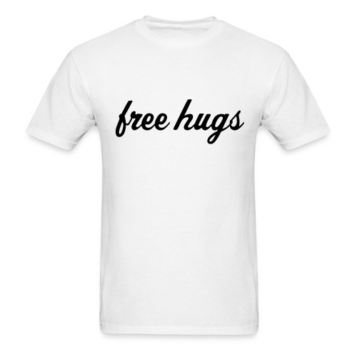 Free hugs 1 - Men's T-Shirt