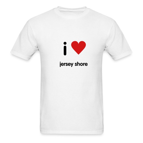 Jersey Shore - Men's T-Shirt