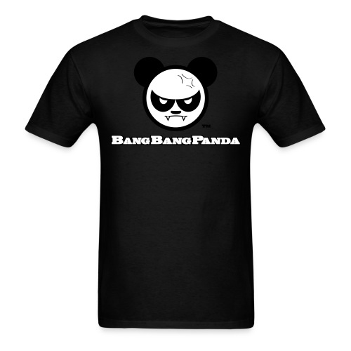 Standard Issue (Black) - Men's T-Shirt