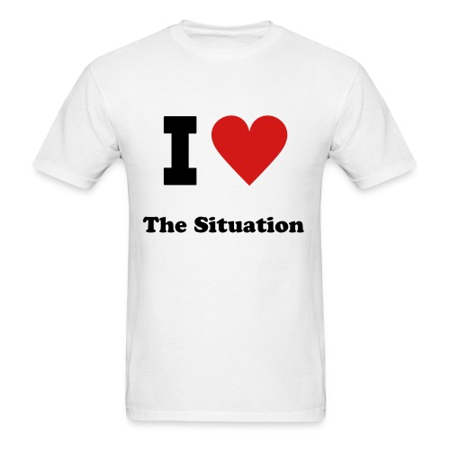 The situation - Men's T-Shirt