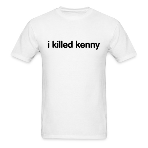 Kenny - Men's T-Shirt
