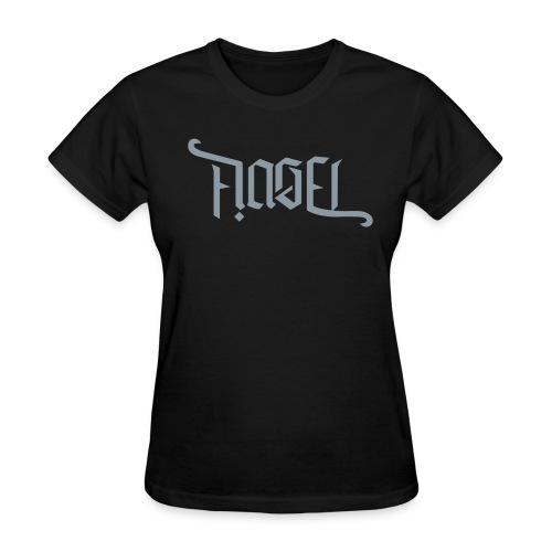 Angel,with wings - Women's T-Shirt