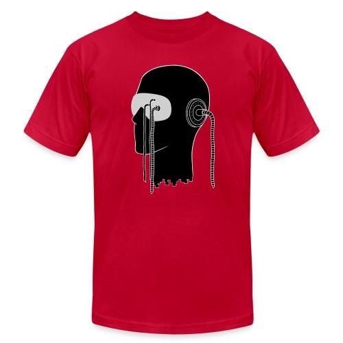 Cyber revolution  - Men's  Jersey T-Shirt