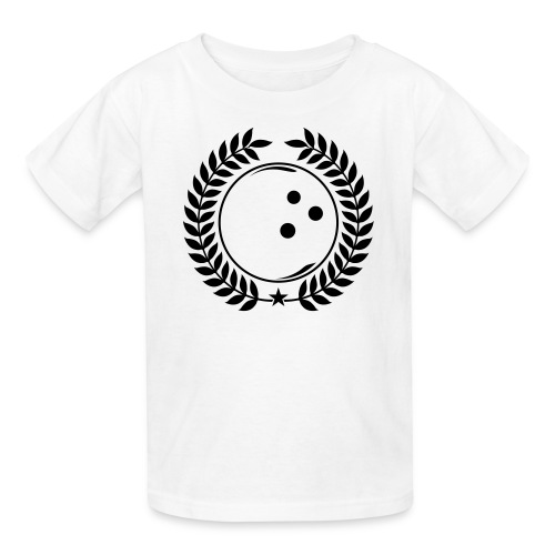 Bowling League Champions - Kids' T-Shirt