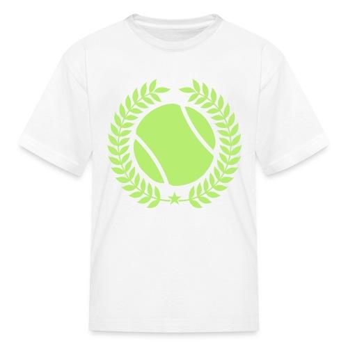 Tennis Team Champions - Kids' T-Shirt