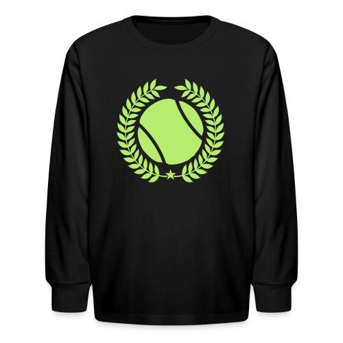 Tennis Team Champions - Kids' Long Sleeve T-Shirt
