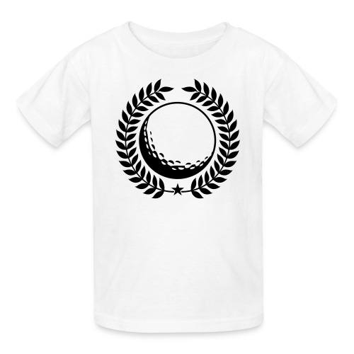 Golf Champion - Kids' T-Shirt