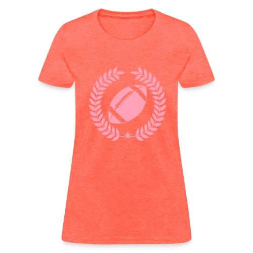 Varsity Football Champions - Women's T-Shirt