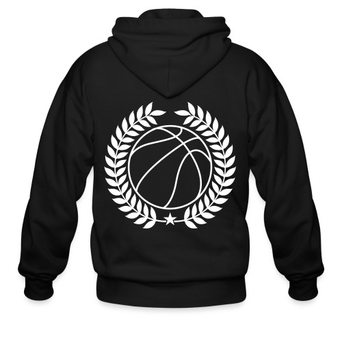 Basketball Team Champions - Men's Zip Hoodie