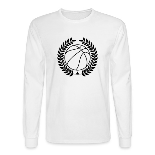 Basketball Team Champions - Men's Long Sleeve T-Shirt