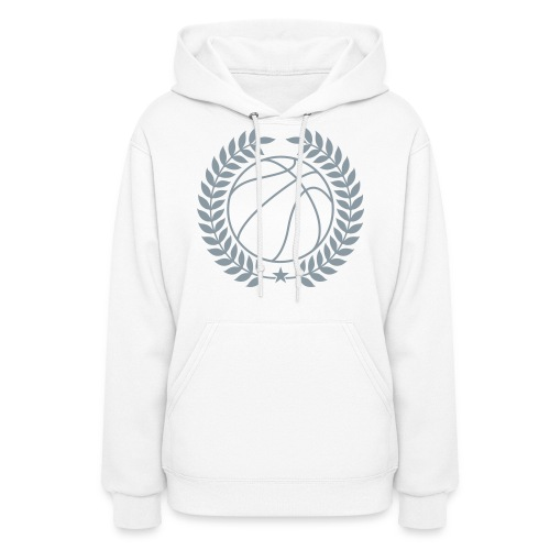 Reflective Silver Basketball Team Champions - Women's Hoodie