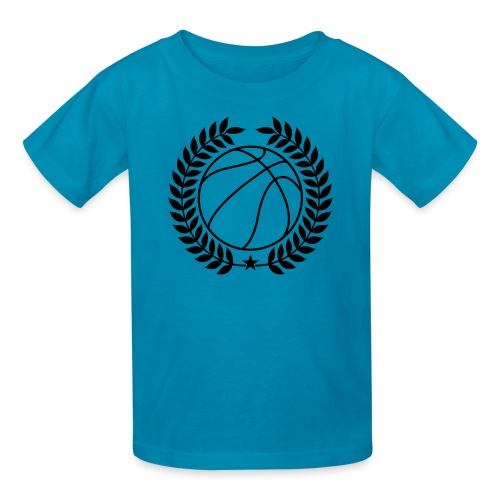 Basketball Team Champions - Kids' T-Shirt