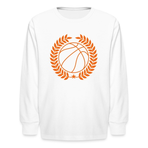 Basketball Team Champions - Kids' Long Sleeve T-Shirt