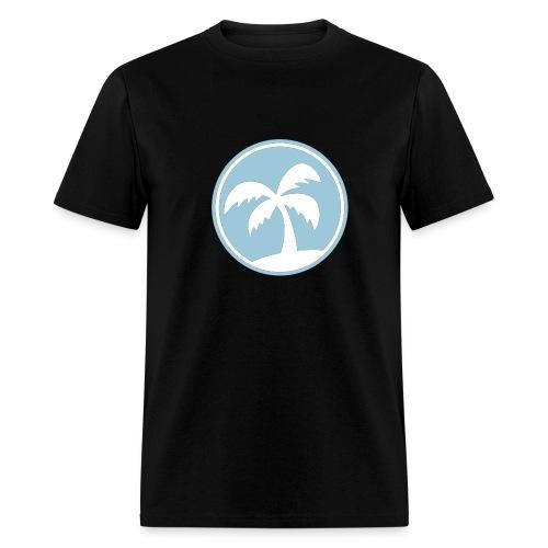 palm tree - Men's T-Shirt