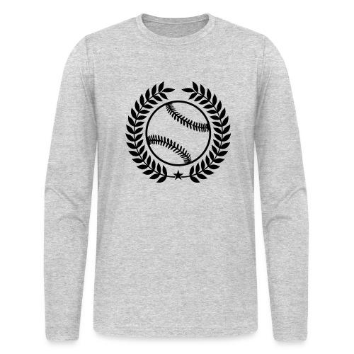 Custom Baseball Champions Jerseys - Men's Long Sleeve T-Shirt by Next Level