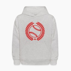 Heather grey baseball Sweatshirts