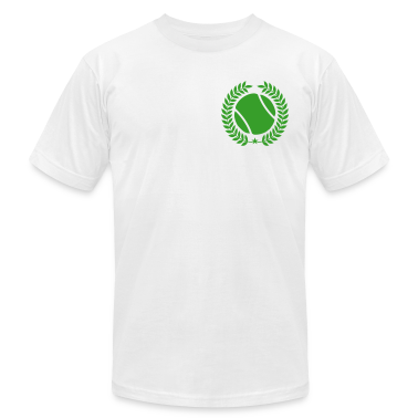 White Cool tennis Designs T-Shirts