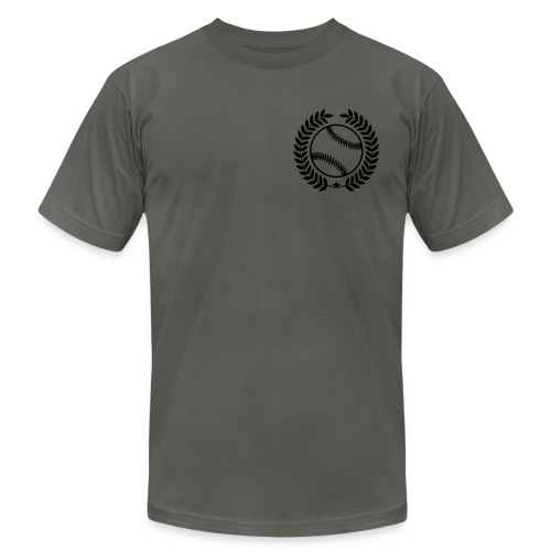 Custom sports Champs Tees - Men's  Jersey T-Shirt