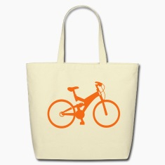 Creme bicycle Bags