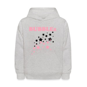 BUBBLEz kids star gaze unisex hoodie collection - Kids' Hoodie