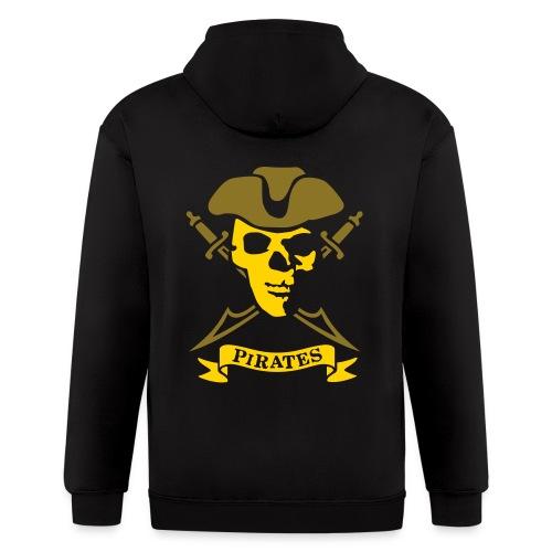 Lytle Pirates M - Men's Zip Hoodie