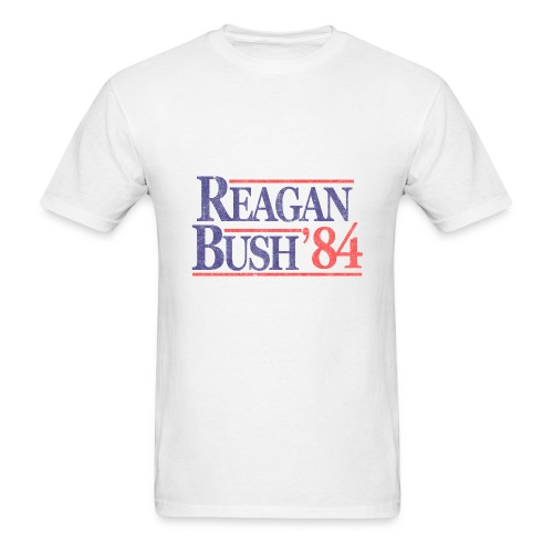 Reagan Bush '84 - Men's T-Shirt